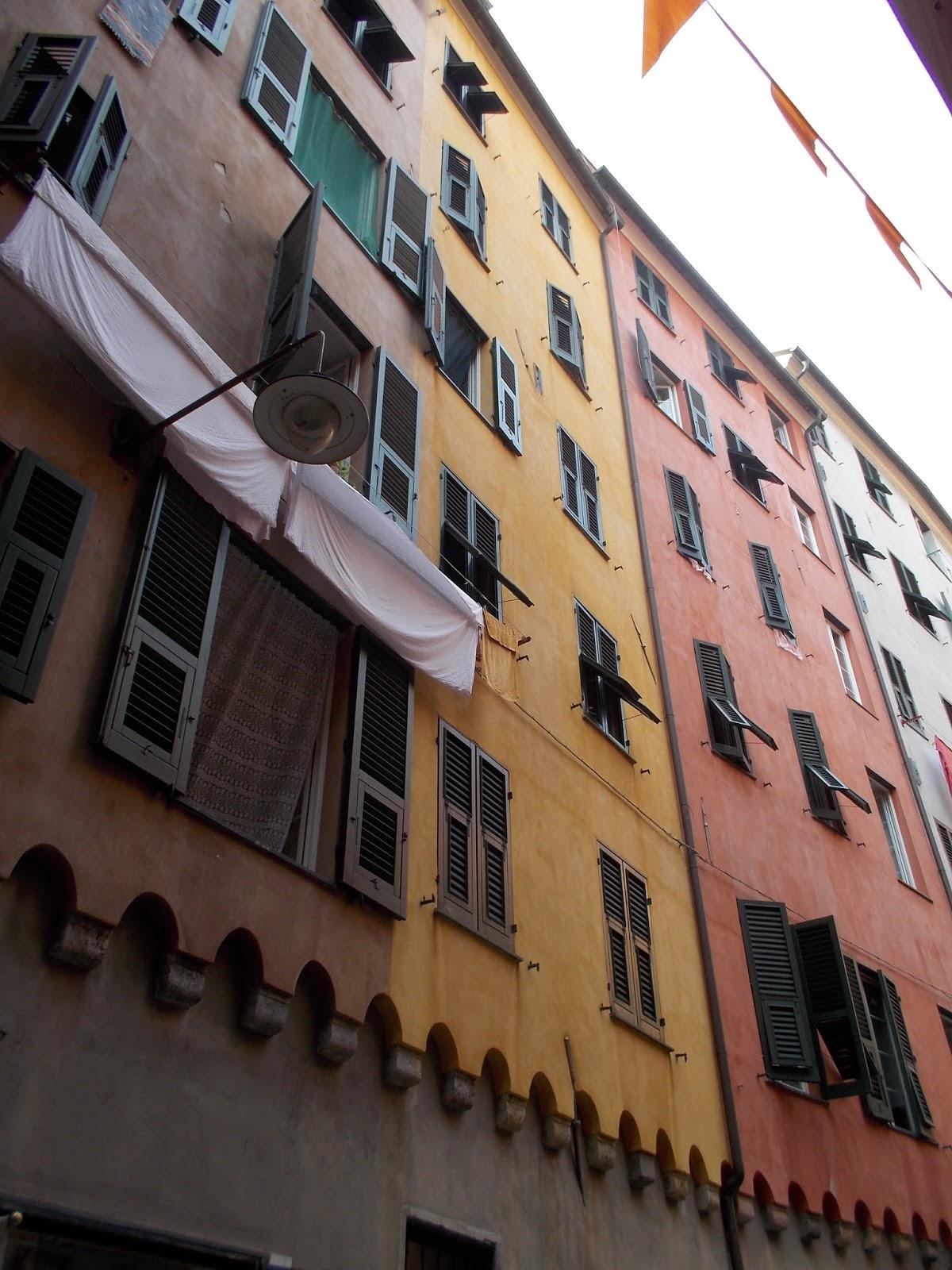 Genova geno n va l 39 orsa nel carro travel blog for Quattro ristoranti genova